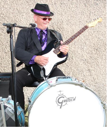 steve nel alsace auteur compositeur interprète blues boogie rock`n`roll violet fender stratocaster cédric maetz